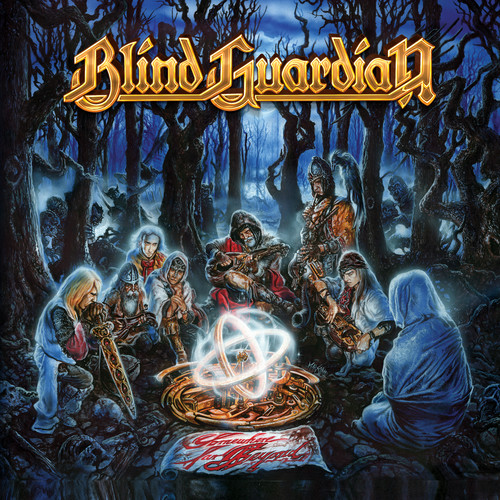 Blind Guardian - Somewhere Far Beyond [Import Picture Disc LP In Gatefold]