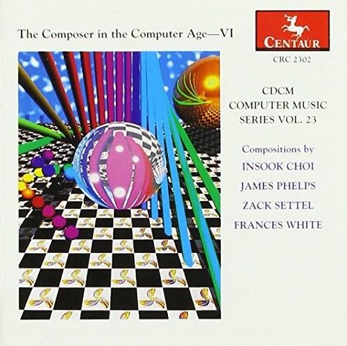 CDCM Computer Msuic Series 23