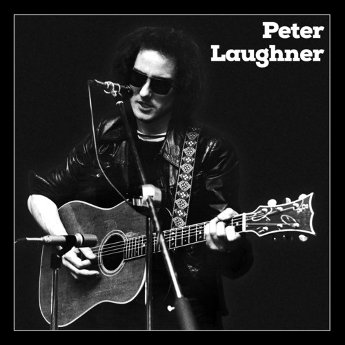 Peter Laughner - Peter Laughner (W/Book) (Blk) (Wht) (Dlcd)