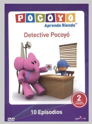Vol. 2-Detective Pocoyo 10 Episodios [Import]