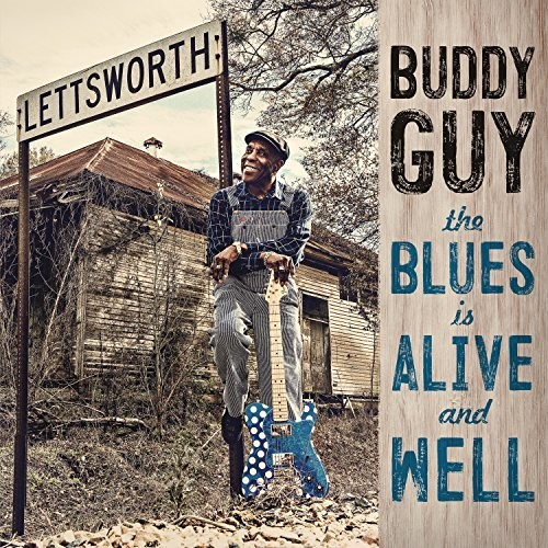 Buddy Guy - The Blues Is Alive And Well [LP]