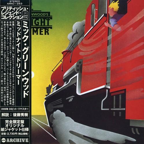 Midnight Dreamer [Import]