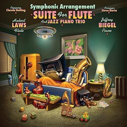 Symphonic Arrangement: Suite For Flute and Jazz Piano Trio