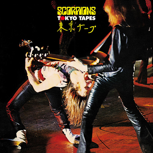 Scorpions - Tokyo Tapes: 50th Anniversary [Import Limited Edition Vinyl]