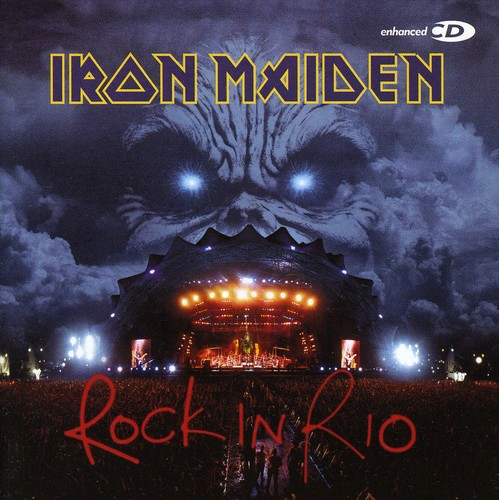 Iron Maiden - Rock In Rio (Live) [Import]
