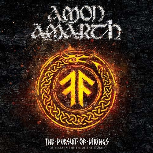 Amon Amarth - The Pursuit of Vikings: 25 Years In the Eye Of The Storm [CD/DVD]