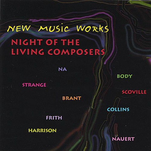 Night of the Living Composers