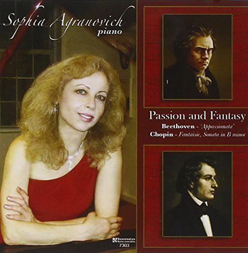 Sophia Agranovich - Passion And Fantasy