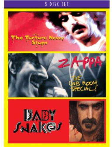 Baby Snakes /  The Dub Room Special /  The Torture Never Stops