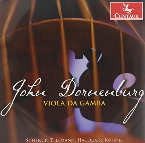 John Dornenburg-Viola Da Gamba