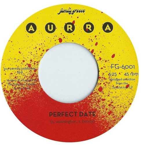 Perfect Date /  Perfect Date Instrumental