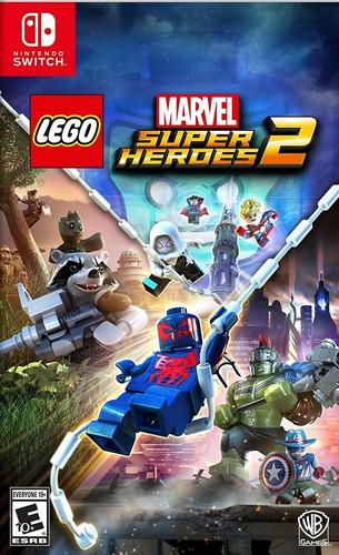 - Lego Marvel Superheroes 2