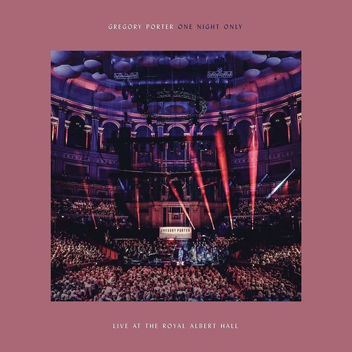 Gregory Porter - One Night Only (Live At The Royal Albert Hall) [CD/DVD]