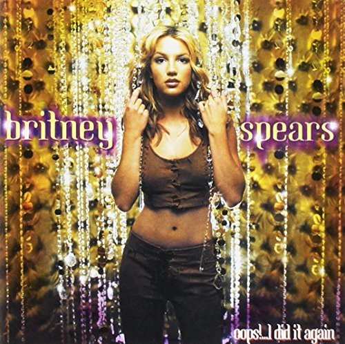 Britney Spears - Oops I Did It Again (Gold Series) (Aus)