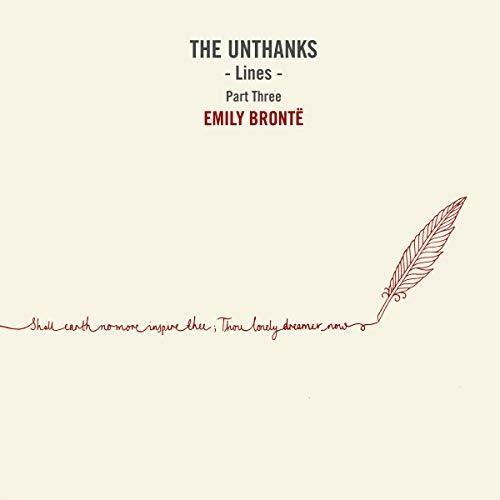 Lines Part Three: Emily Bronte