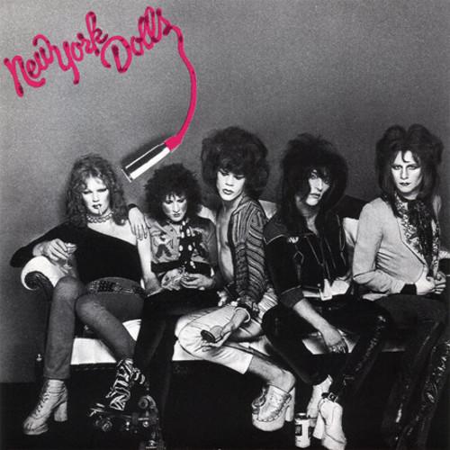 New York Dolls - New York Dolls [LP]