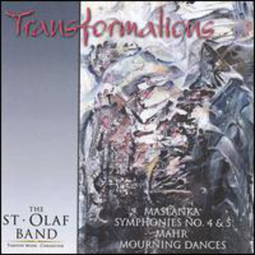 St Olaf Band / Mahr - Transformations