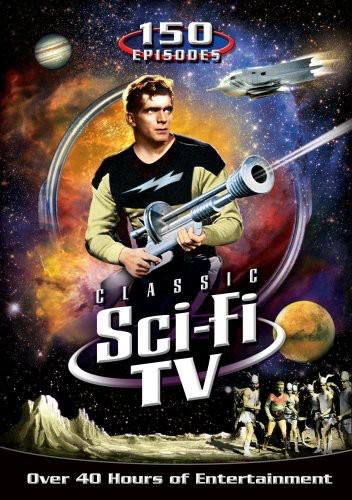 Classic Sci-Fi TV (150 Episodes)