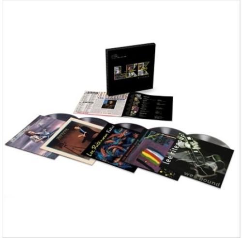 The Vinyl Lp Collection