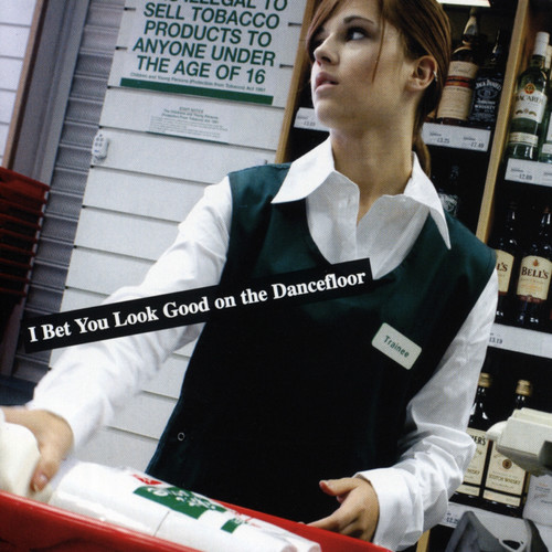 Arctic Monkeys - I Bet You Look Good On The Dancefloor [Indie Exclusive Limited Edition 7in Single]