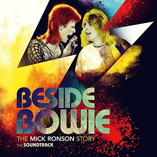 Various Artists - Beside Bowie: The Mick Ronson Story The Soundtrack [2LP]