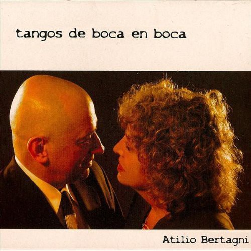 Tango de Boca en Boca [Import]