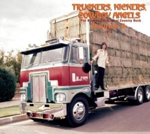 Truckers Kickers Cowboy 5 1972