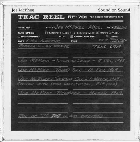 Sound On Sound: Solo 1968-1973