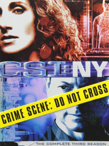 CSI NY: Season 3-D-Se