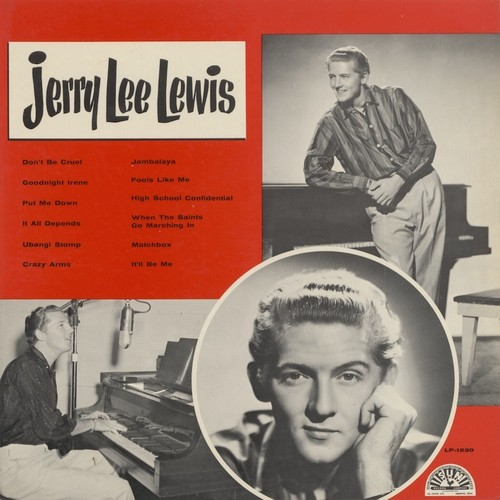 Jerry Lee Lewis - Jerry Lee Lewis [Colored LP]