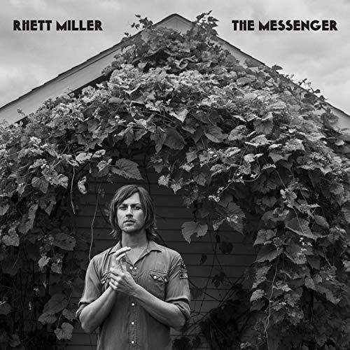 Rhett Miller - The Messenger [Clear w/Black Smoke LP]