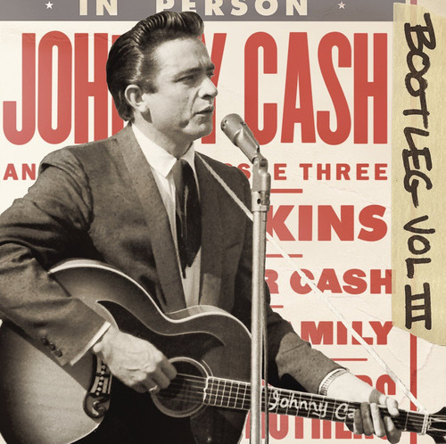 Johnny Cash-Bootleg, Vol. 3: Live Around the World