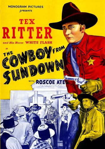The Cowboy From Sundown