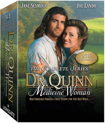 Dr. Quinn, Medicine Woman: The Complete Series (25th Anniversary)