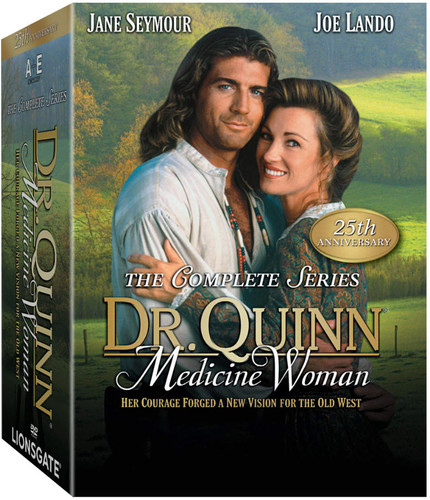 Dr. Quinn, Medicine Woman: The Complete Series (25th Anniversary)
