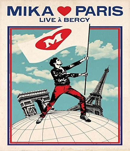 Mika - Mika Love Paris: Live a Bercy