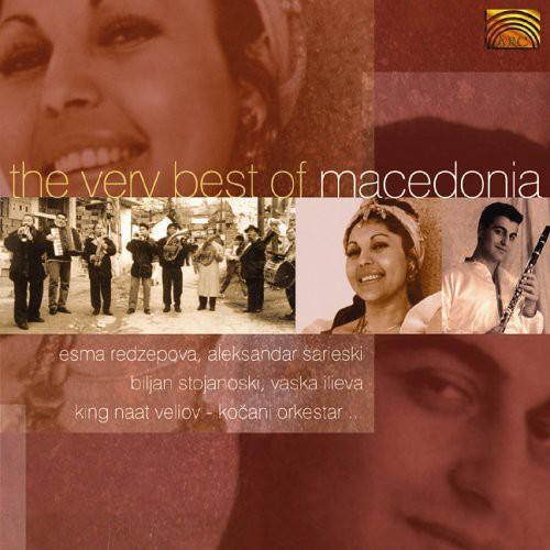 The Very Best Of Macedonia
