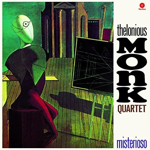 Thelonious Monk Quartet - Misterioso + 1 Bonus Track (Bonus Track) [Limited Edition]