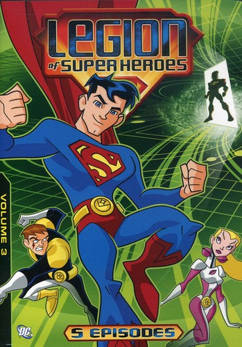 Legion of the Superheroes: Volume 3