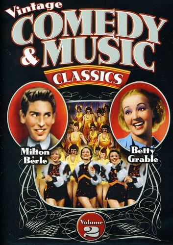 Vintage Comedy & Music Classics 2