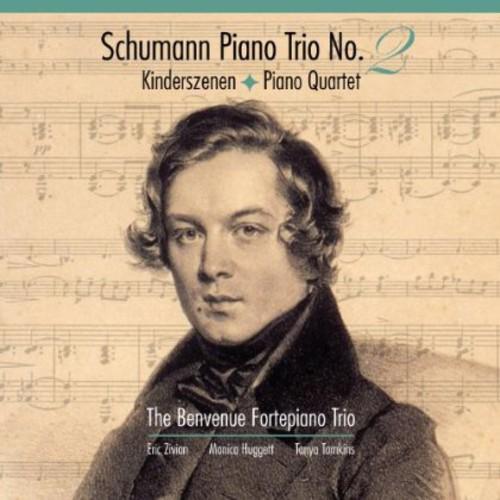Piano Trio No. 2 /  Kinderszenen /  Piano Quartet