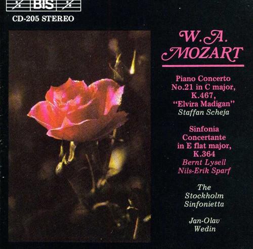 Piano Concerto 21 /  Sinfonia Concertante