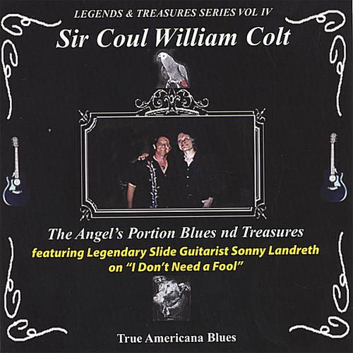 Angel's Portion Blues & Treasures