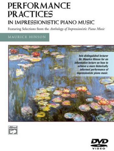 Performance Practices Impressionistic Music