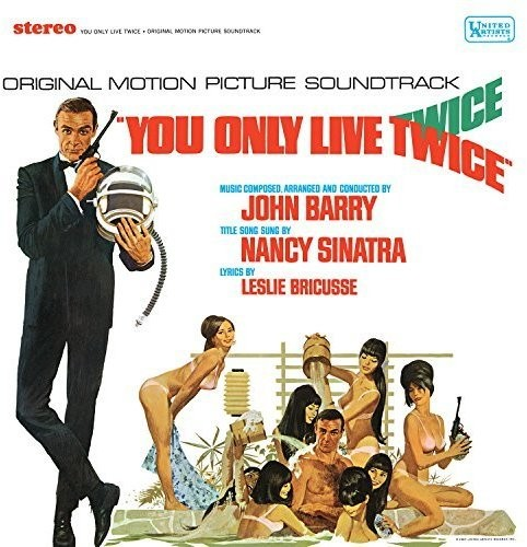 You Only Live Twice (Original Soundtrack)