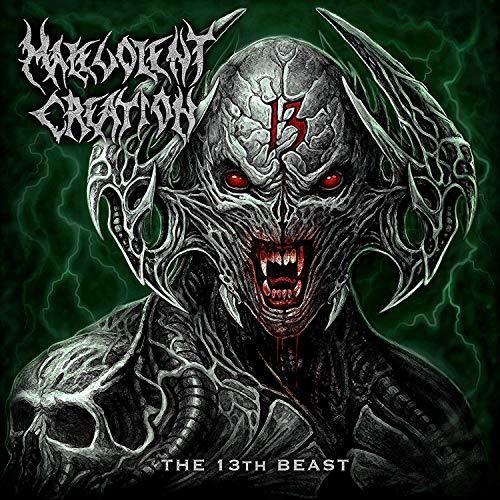 Malevolent Creation - The 13th Beast [Import LP]