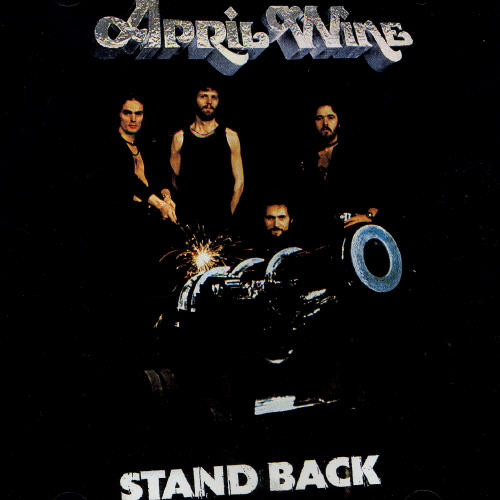 Stand Back [Import]