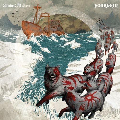 Graves At Sea/ Sourvein Split