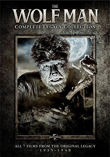 Wolf Man: Complete Legacy Collection - Wolf Man: Complete Legacy Collection (4pc)