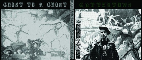 Hank 3 - Ghost To A Ghost/Gutter Town